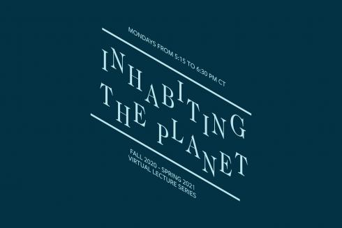 Logo of 2020-2021 Lecture Series: Inhabiting the Planet